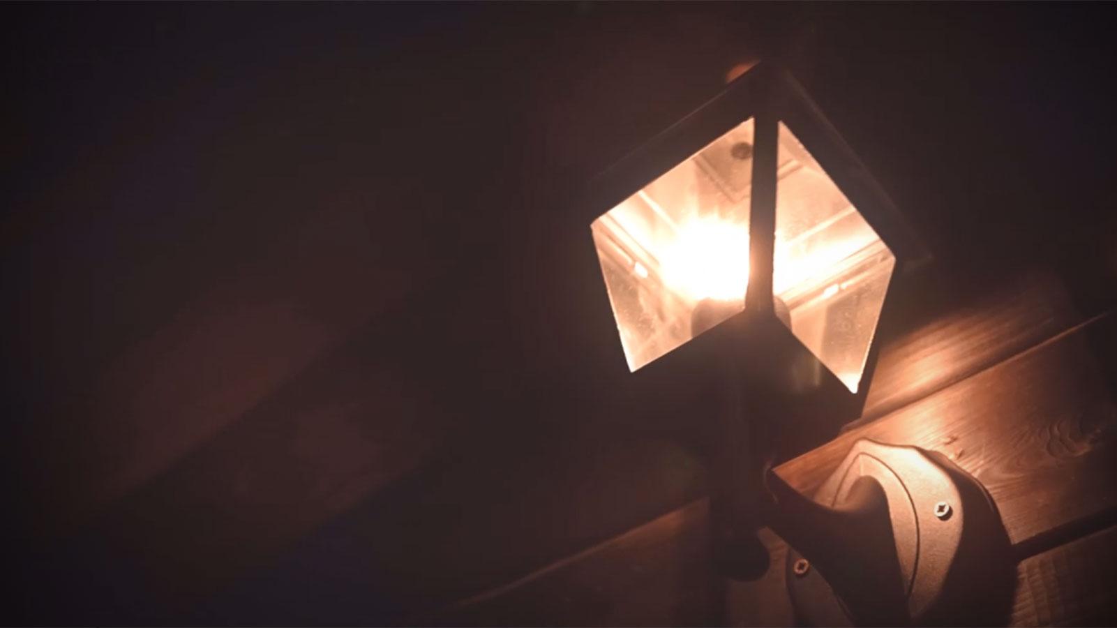 Lampada - Il Rifugio delle Ombre
